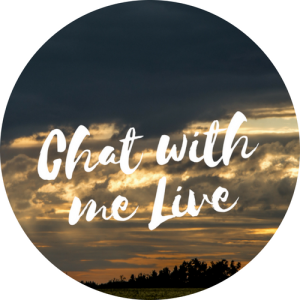 chat with me live - circle